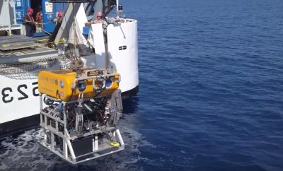 Terminou a Expedição Oceano Azul, após 20 dias com várias descobertas nos Açores