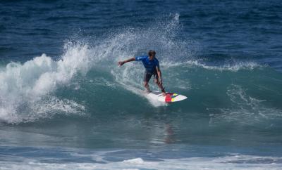 A história do surf reuniu-se por uns dias nos Açores