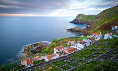 Observe os Açores através de uma webcam