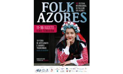 Terceira recebe FOLK AZORES – 35º Festival Internacional de Folclore dos Açores